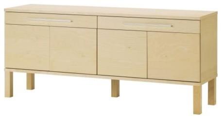 BJURSTA Sideboard modern-buffets-and-sideboards