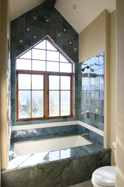 75 Omaha Drive traditional bathroom