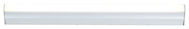"Access Lighting 780LEDSTR-ALU 12"" LED Track Module transitional-undercabinet-lighting"