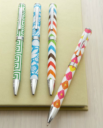 Jonathan Adler Ink Pen contemporary desk accessories