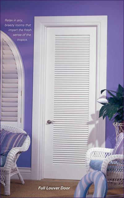 Louver Doors by Supa Doors - Tropical - Interior Doors - miami - by Supa Doors