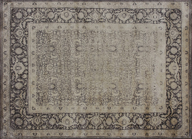 Loloi Mystique Collection MYSTMY-05WTBRC0F0 Rug transitional-rugs