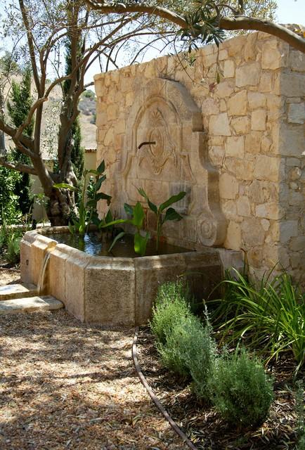 Fountain mediterranean