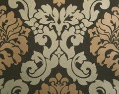 Folia Wallpapers Radnor contemporary-wallpaper