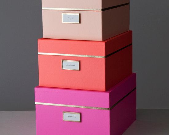 Kate Spade Nesting Boxes, Neon -