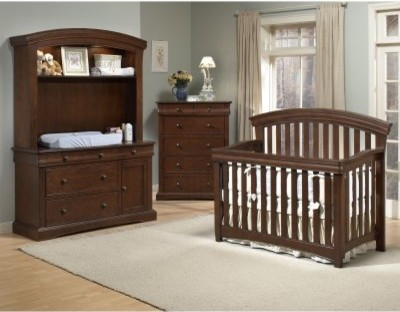 Westwood Stratton 4-in-1 Convertible Crib Collection modern-cribs
