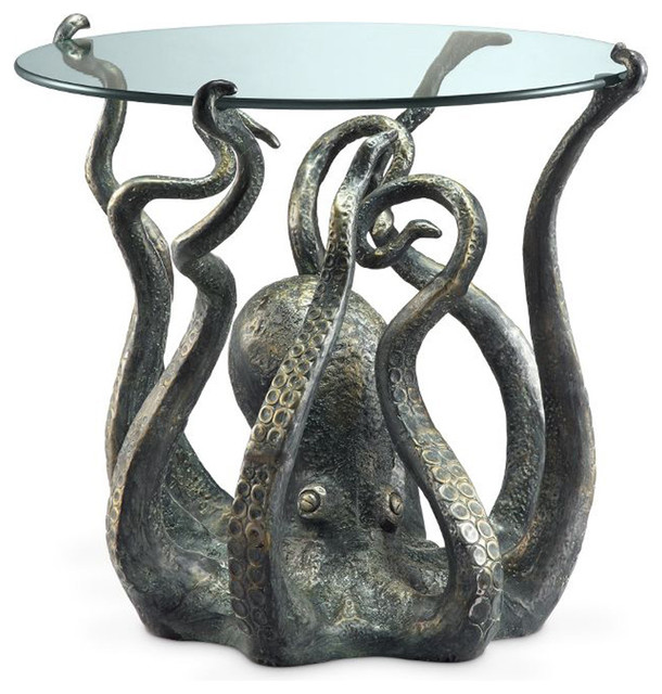 Octopus End Table tropical-side-tables-and-end-tables