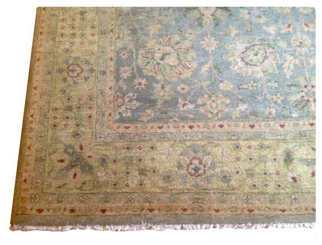 Sold out restoration hardware persian style ghazani rug for Restoration hardware rugs on sale