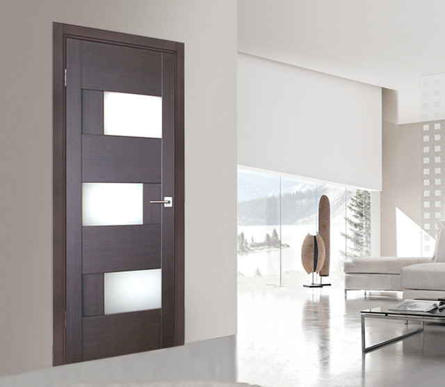 Modern interior doors contemporary interior doors for Interior door design