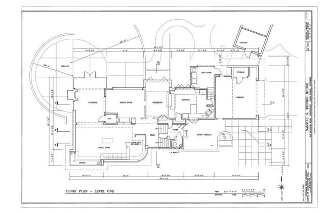 Mid Century Modern House Design Midcentury Floor Plan