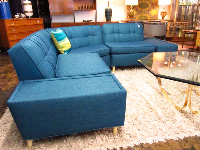 sectionals - modern - sectional sofas - austin - by Uptown Modern