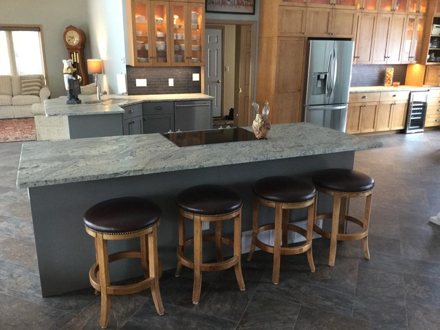 stand alone kitchen island