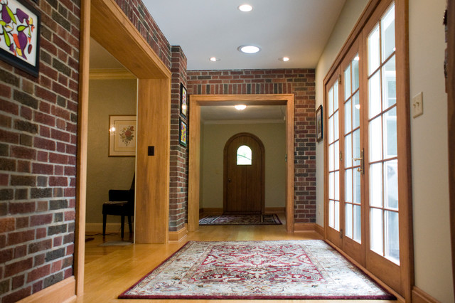 Home Saint Louis Foyer Unme : Great room entry foyer addition traditional st louis