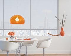 Solar Shades 5% Density window-treatments