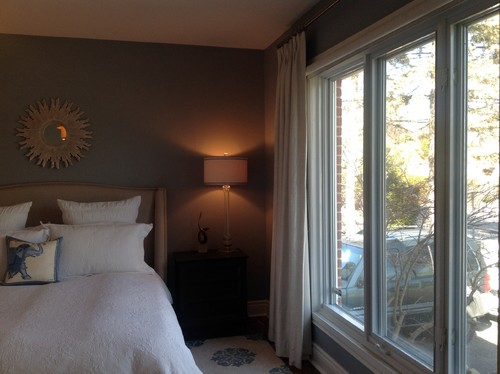 Window Treatment For Master Bedroom