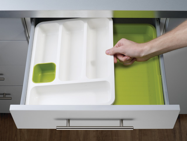 DrawerStore Cutlery Tray contemporary-kitchen-drawer-organizers