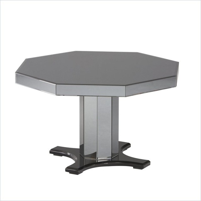 Standard Furniture Parisian Octagon Dining Table In Gloss