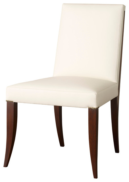 Baker Dining Chairs - Six Sculpted Mahogany Baker Dining ...