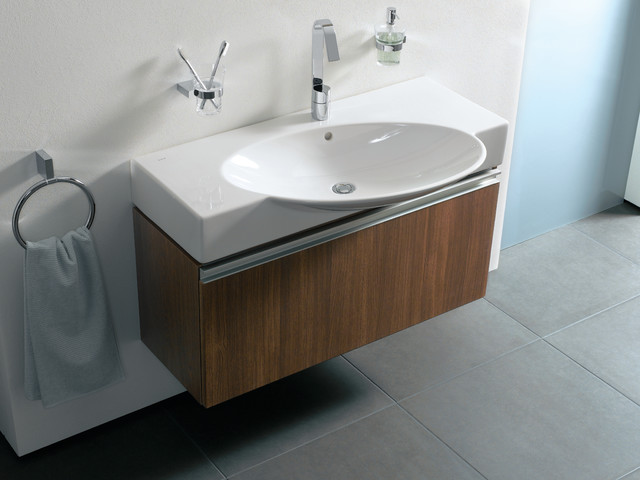 vitra espace wall hung basin units contemporary