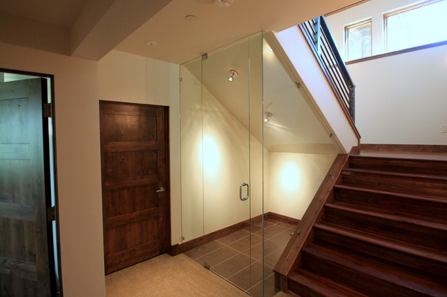 235 High Park Court contemporary-staircase