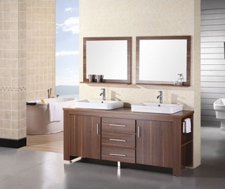Bathroom Vanity Stools on Modular Bathroom Vanities   Modern   Bathroom Vanities And Sink