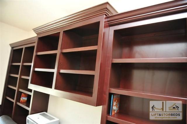 Arizona Custom Office Furniture traditional-desks-and-hutches