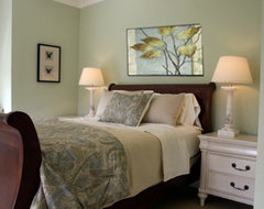 Guest Bedroom traditional