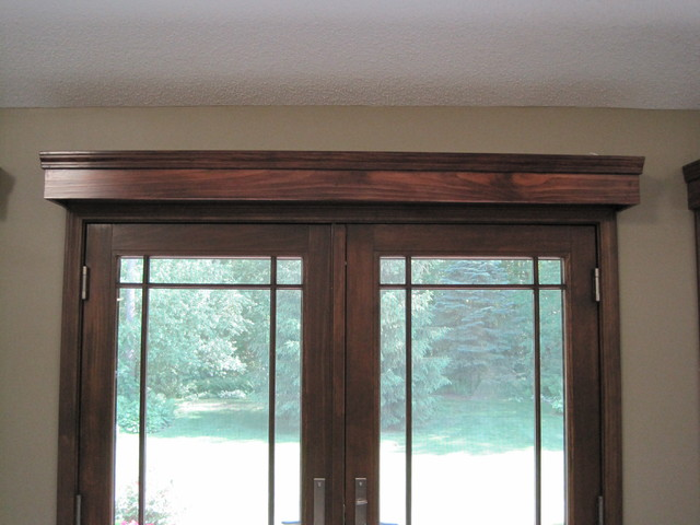 window treatment idea for french doors traditional window treatments