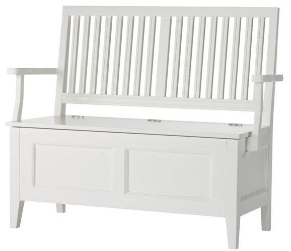 Martha Stewart Living Solutions Entry Bench traditional-accent-and-storage-benches