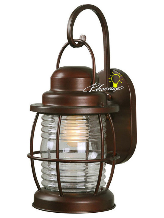 RH Industrial Wall Sconce in Baking Finish - RH Industrial Wall Sconce in Baking Finish