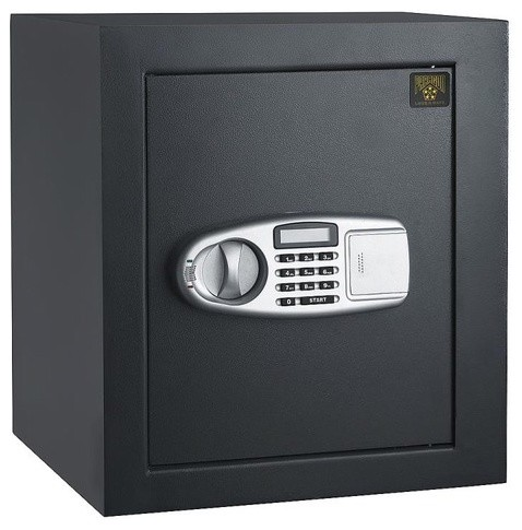 Quarter Master Digital Keypad Fire Resistant Home Office Key Lock Security Safe modern-home-office-products