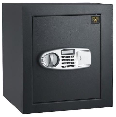 Quarter Master Digital Keypad Fire Resistant Home Office Key Lock Security Safe - Modern - Safes