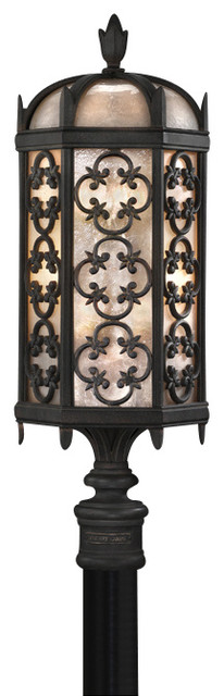 Costa del Sol Outdoor Post Mount, 541480ST traditional-post-lights