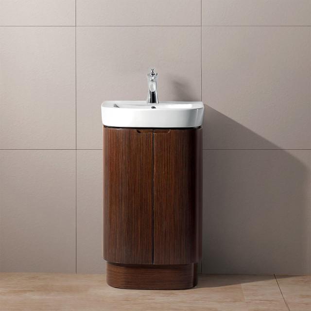 Vigo 20 Inch Calantha Single Bathroom Vanity Modern Bathroom Vanities And Sink Consoles By