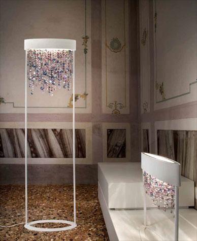 Masiero Olà STL2 Floor Lamp - contemporary - floor lamps - toronto