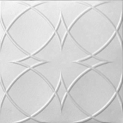 R 82 Styrofoam Ceiling Tile 20x20  wallpaper
