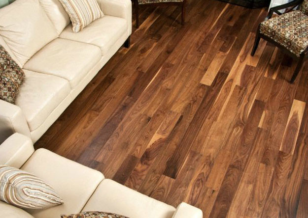 Bellawood American Walnut Engineered Hardwood Flooring