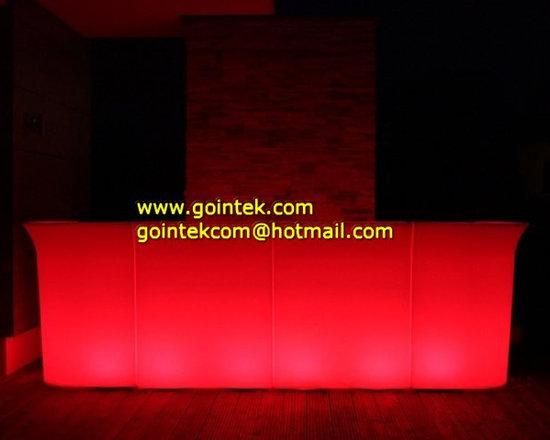 LED nightclub bar counter -