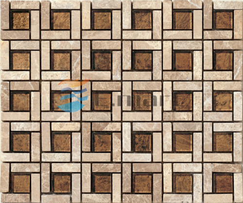mosaic tiles in China traditional