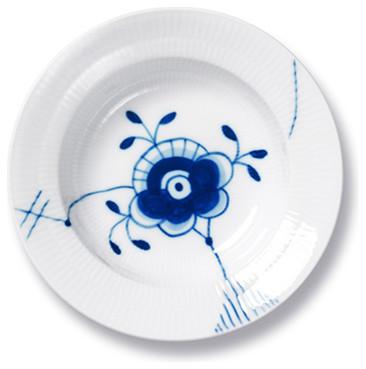 Royal Copenhagen Blue Fluted Mega Bowl - Royal Copenhagen traditional-bowls