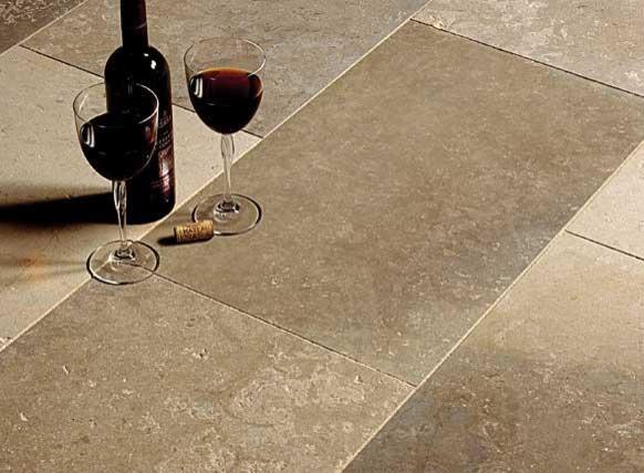 French Limestone Flooring- Saint Emilion- Francois & Co. wall-and-floor-tile