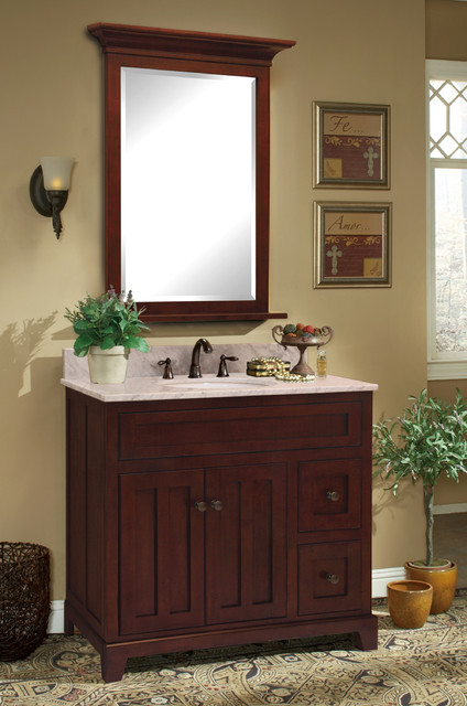 sunny wood kitchen and bath collections eclectic