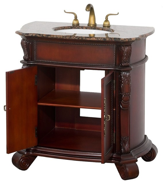 Awesome Antique Style Bathroom Vanities  Bathroom Vanities And Sink Consoles