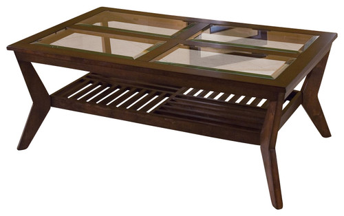 What Are The Dimensions Of Both The Coffee Table And End Tables