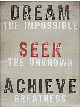 Dream the Impossible modern-artwork