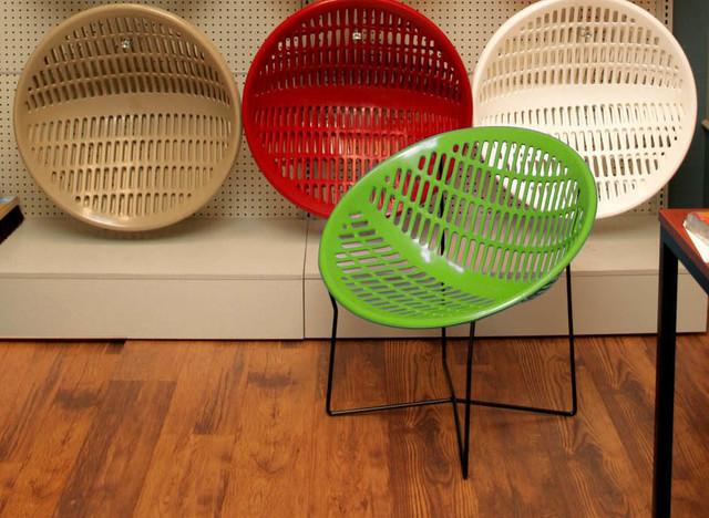Solair Chair Mid Century Modern Patio And Garden Chair