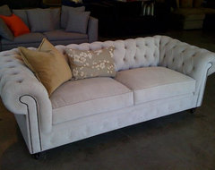 KENZIE STYLE ( aka NELLIE) - Chesterfield Sofa or Sectional traditional-living-room