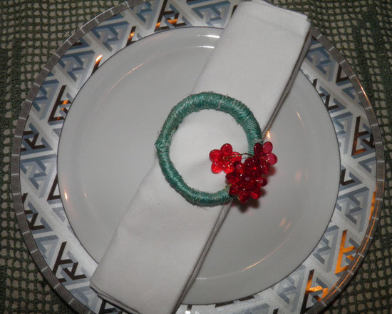 african style dining decor - WENA CREATION