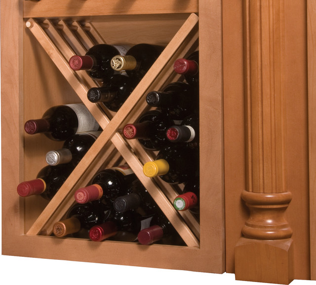 X Russian River Wine Rack 22 38 For 18 Cabinet