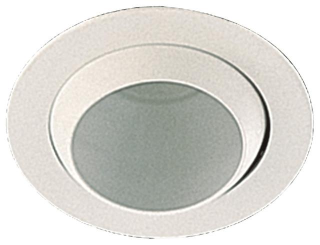 """Quorum 9510-06 5"""" Adjusta Bladee Eyeball-Wh contemporary-recessed-lighting"""